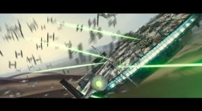Star Wars: Episode VII Trailer – George Lucas' Special Edition