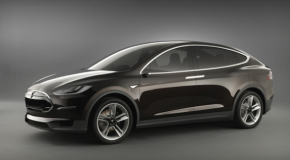 Telsa Model X Unveiled [Video]