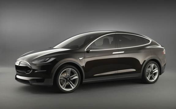 Telsa Model X